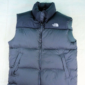 Vintage North Face Goose Down Vest Nuptse 700 XL
